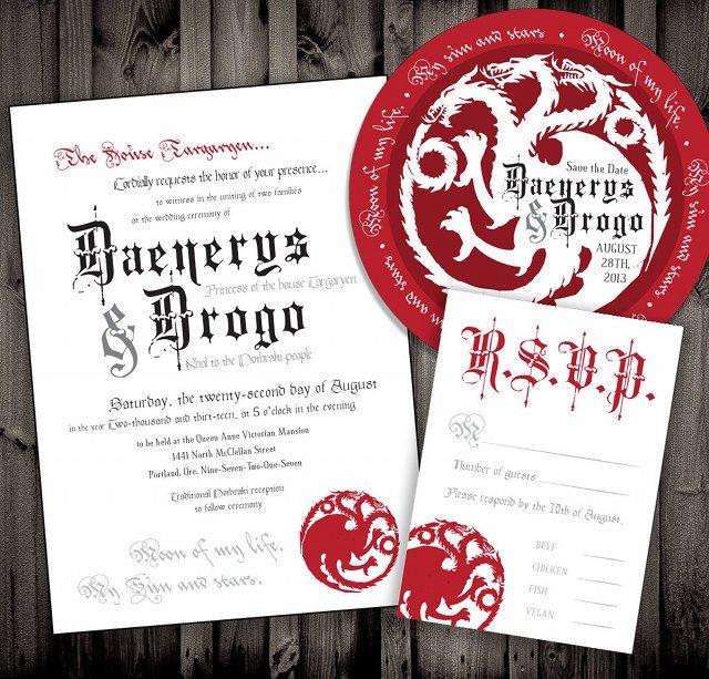 Matrimonio Tema Trono Di Spade : Game of thrones come trasformare il vostro matrimonio in uno
