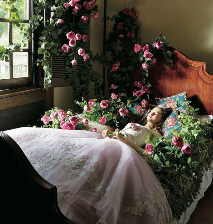 abiti da sposa principesse disney