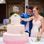 Matrimonio da favola: le nozze di Stefania e Valerio