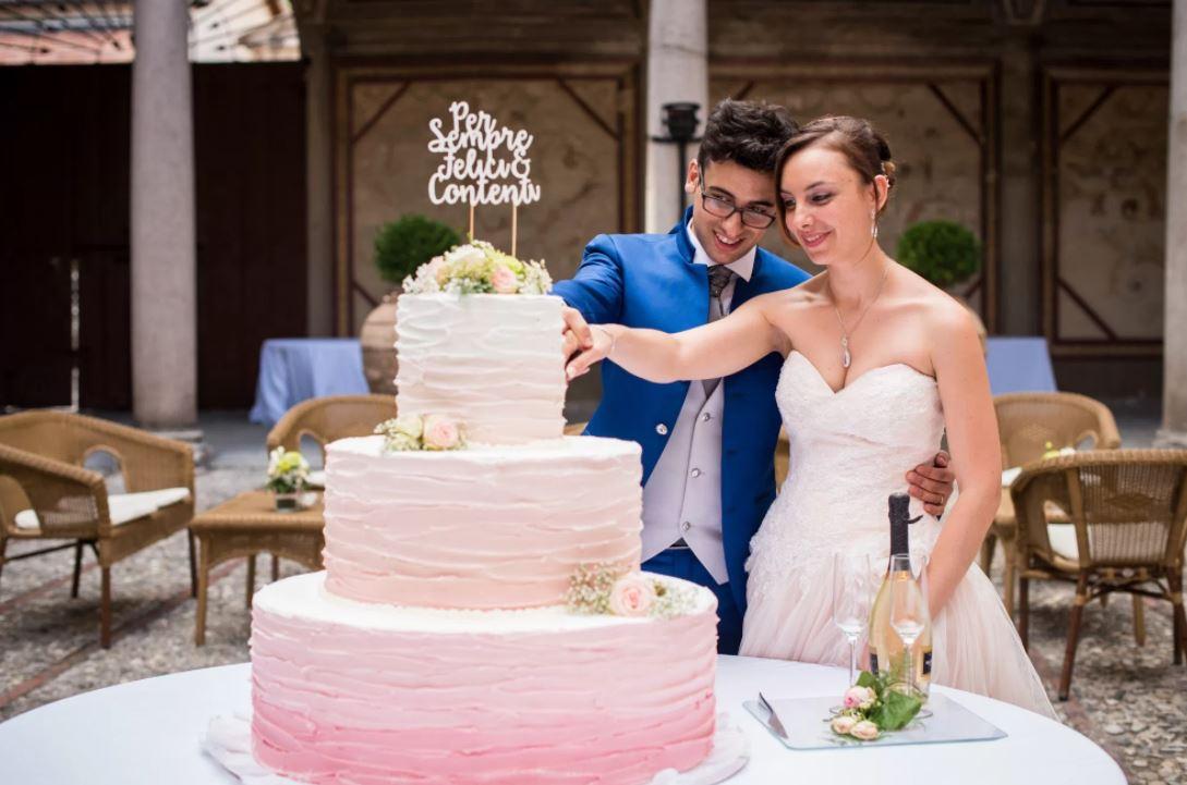 Tema Matrimonio Da Favola : Quando si dice un matrimonio da favola bellaweb