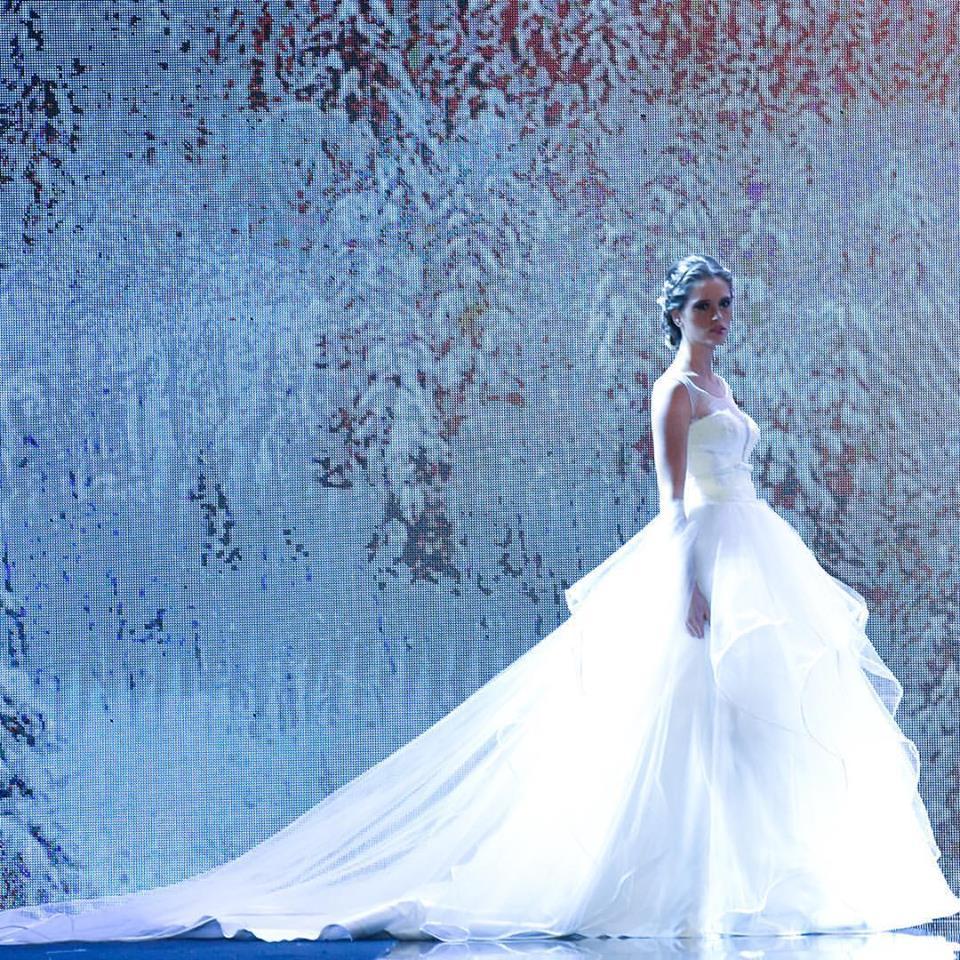 """ff39d200db0f Spettacolare è stato lo Show di Gianni Molaro intitolato """"La regina delle  nevi"""""""