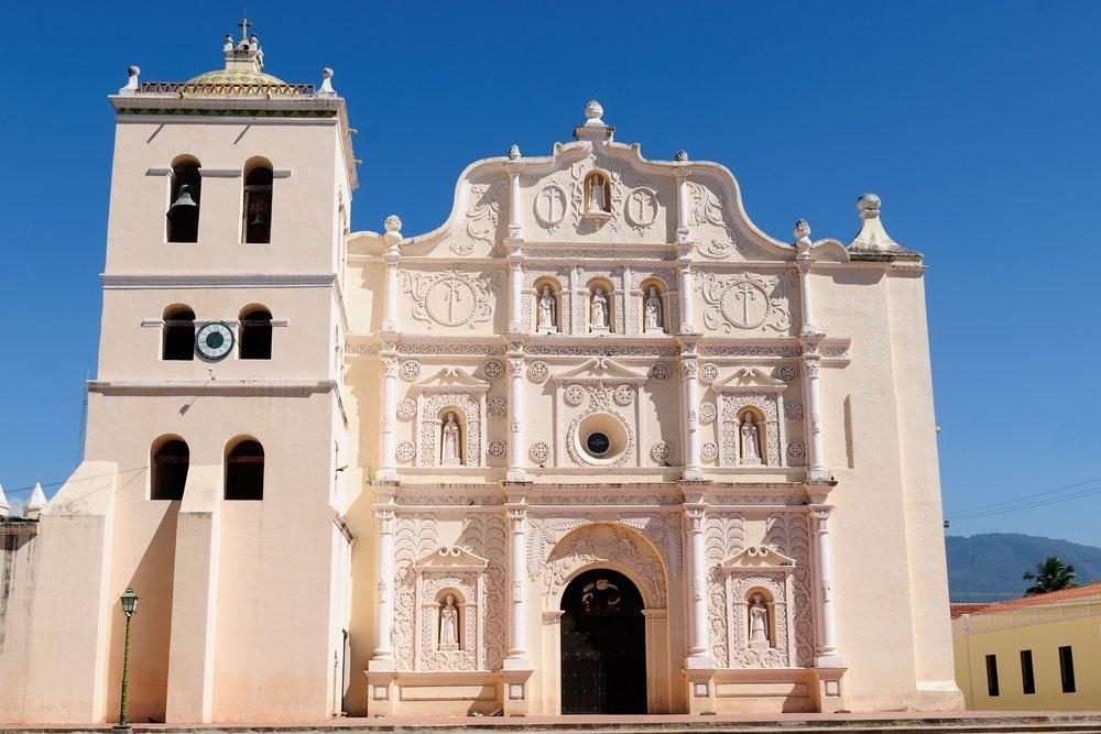 Viaggio di nozze in Honduras, la capitale Tegucicalpa