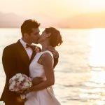 Matrimonio al lago: le nozze di Simona e Andrea