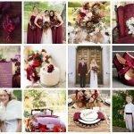 Matrimonio in Spiced Apple, colore di tendenza per nozze invernali