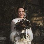 Matrimonio vintage: le nozze invernali di Ilaria e Michele