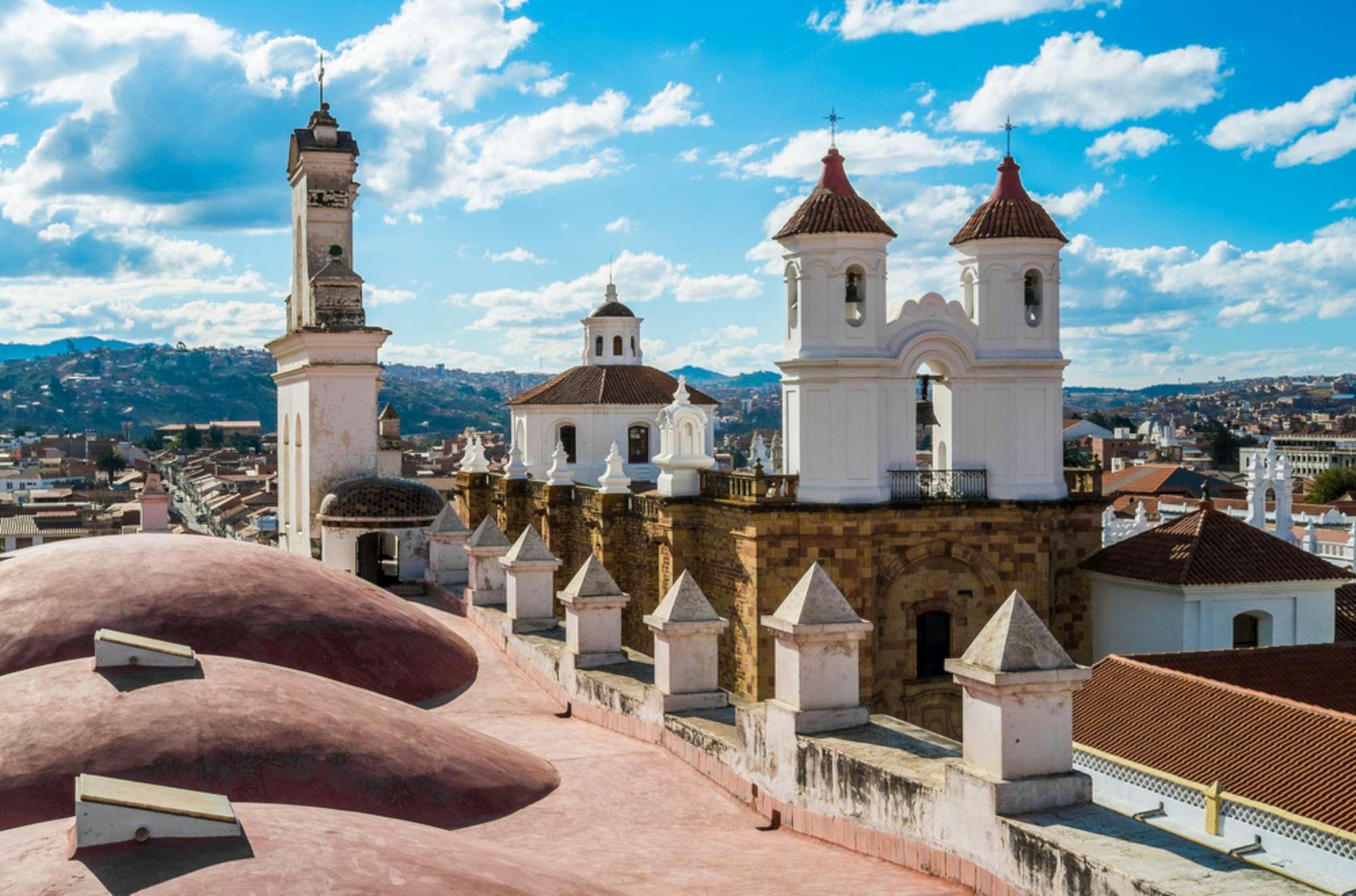 Viaggio di nozze in Bolivia