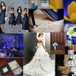 Matrimonio in Midnight Blue, ispirazioni per nozze di classe