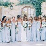Matrimonio in azzurro cielo: le nozze in Sky Blue