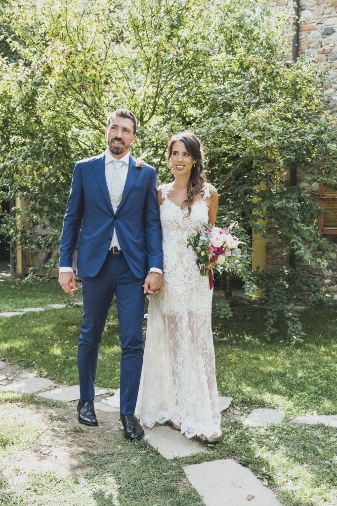 Matrimonio yoga Cinzia e Alessandro