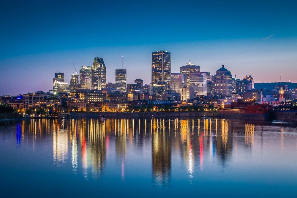 Viaggio di nozze in Quebec Montréal
