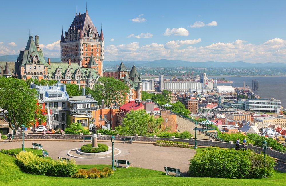 Viaggio di nozze in Quebec