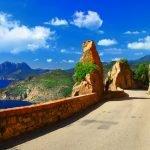 Viaggio di nozze in Corsica