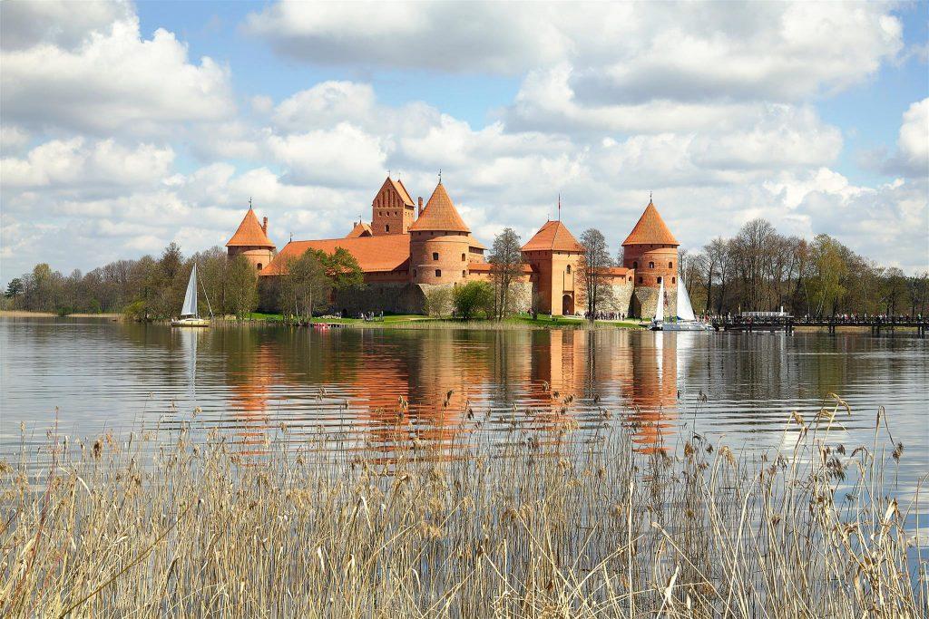Viaggio di nozze in Lituania, il Castello di Trakai