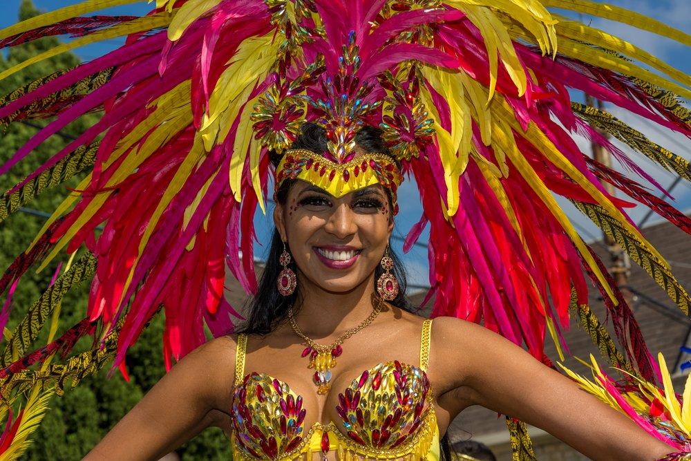 Il carnevale di Trinidad e Tobago