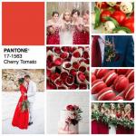 Matrimonio in rosso Cherry Tomato