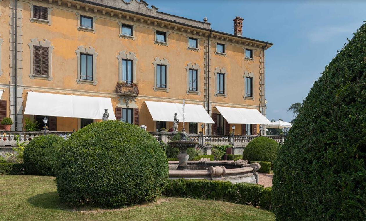 Villa Porro Pirelli Matrimonio Com