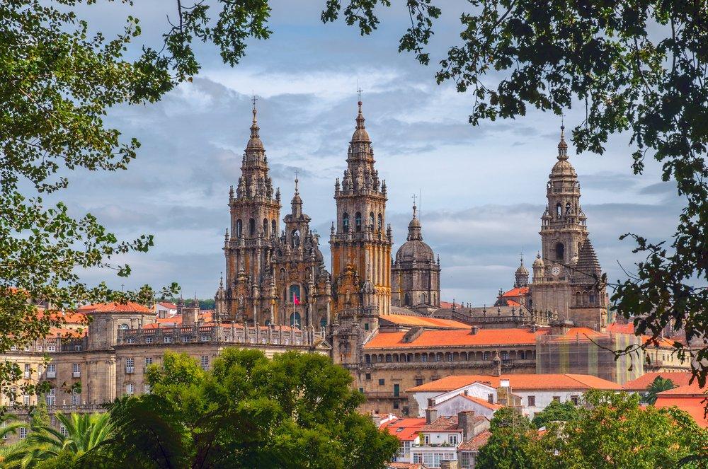 Viaggio di nozze Santiago de Compostela, la cattedrale di San Giacomo
