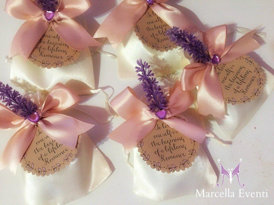 Favorito Matrimonio lavanda, nozze in coordinato Pink Lavender - Panorama Sposi PL41