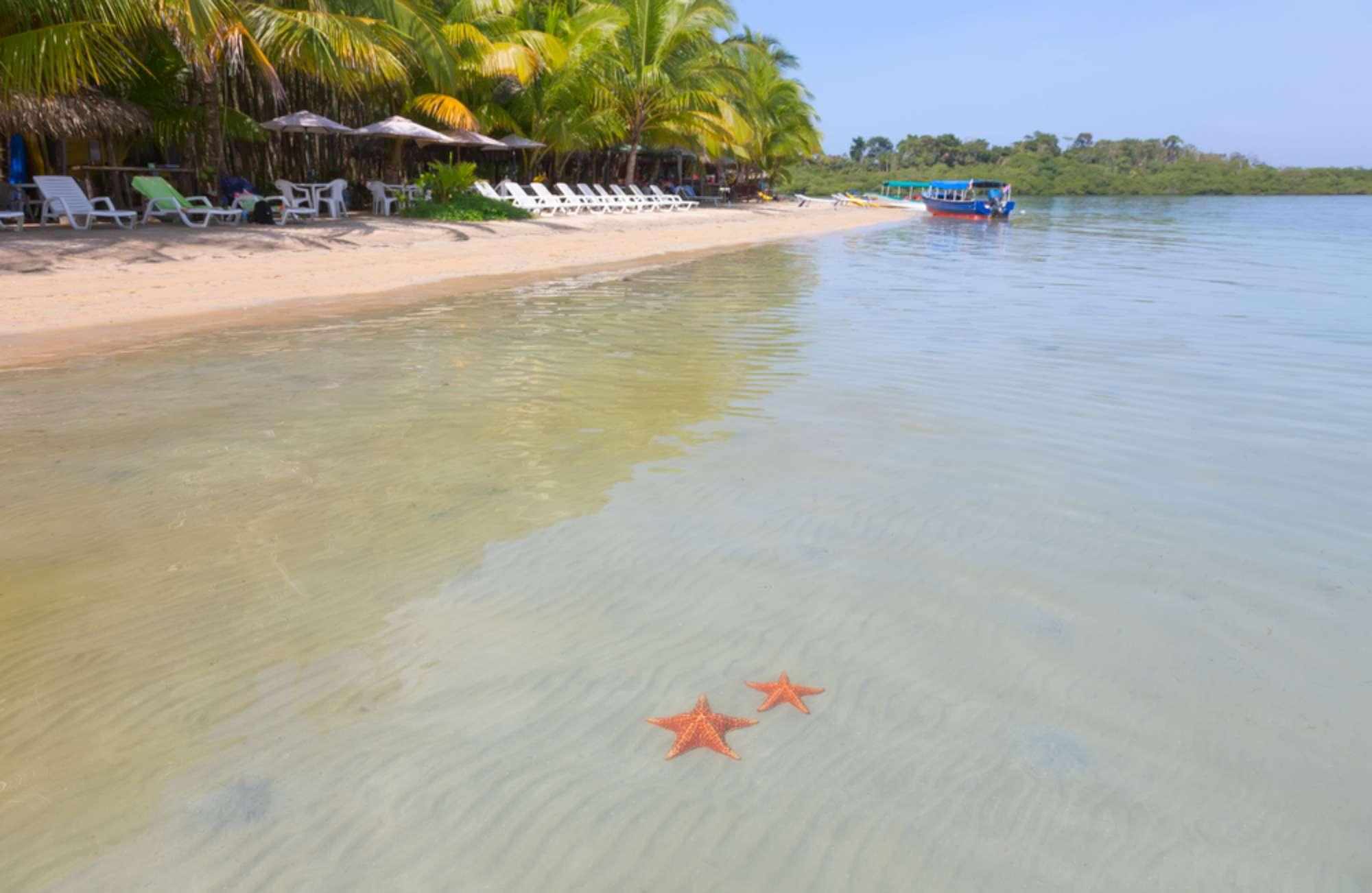 L acqua dalle mille sfumature del turchese di Bocas del Toro 6decb9247aff