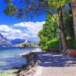 Viaggio di nozze sul Lago di Garda