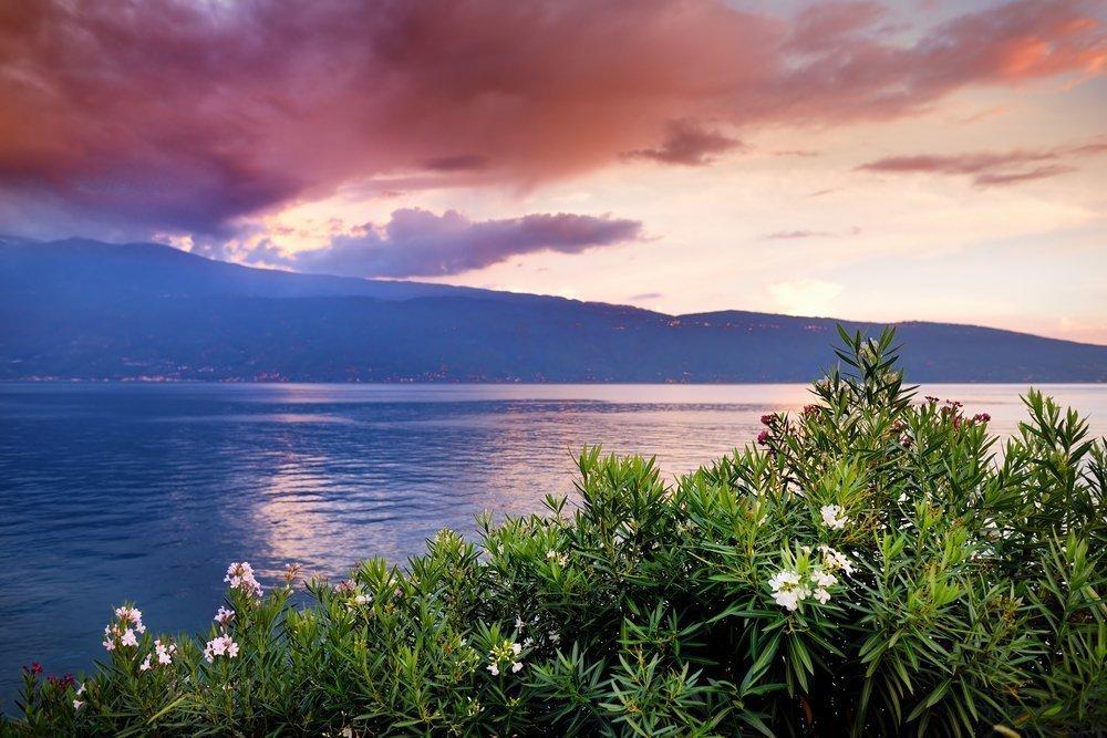 Viaggio di nozze Lago di Garda, Gargnano - Panorama Sposi