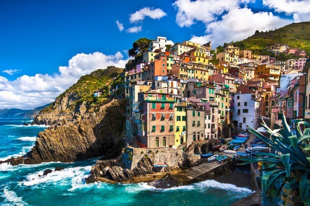 Viaggio di nozze in Italia, Liguria - Cinque Terre