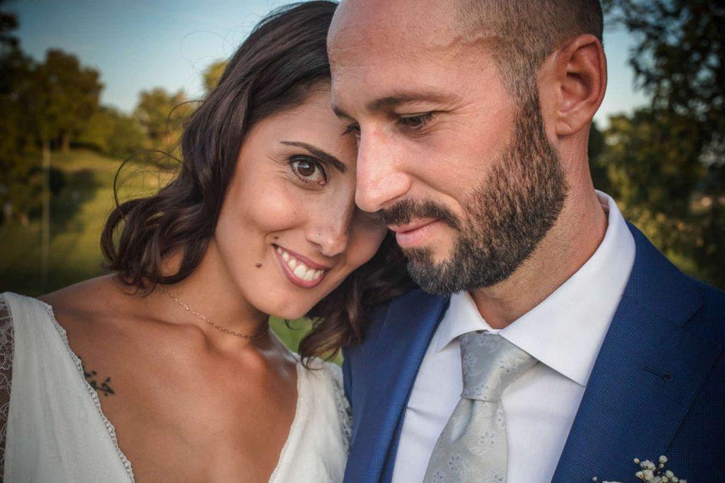 Giorgia e Alberto matrimonio nelle colline Biellesi