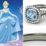 Anelli di fidanzamento ispirati alle principesse Disney