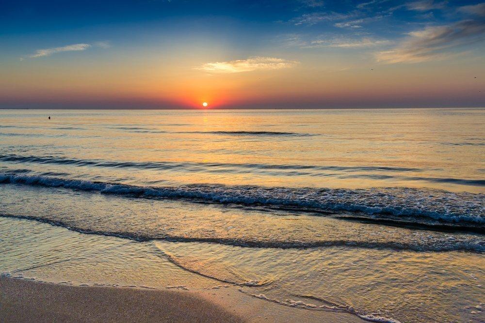Mar Nero spiagge e mare