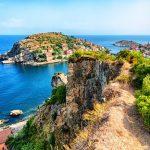 Viaggio di nozze sulla costa del Mar Nero