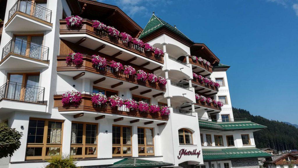Hotel Platzlhof Reid in ZIllertal