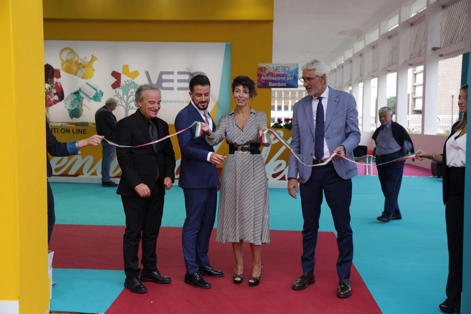 Inaugurazione Vebo 2018