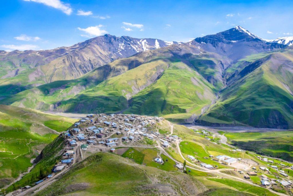 Viaggio di nozze in Azerbaijan