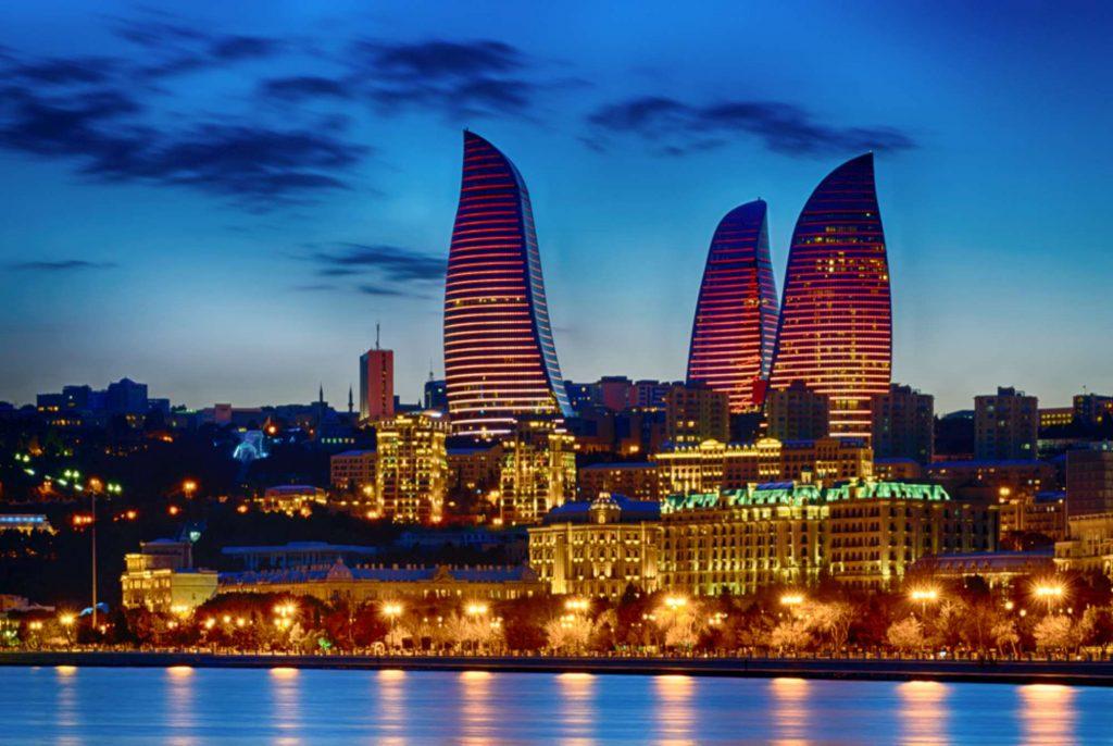 Viaggio di nozze in Azerbaijan Baku