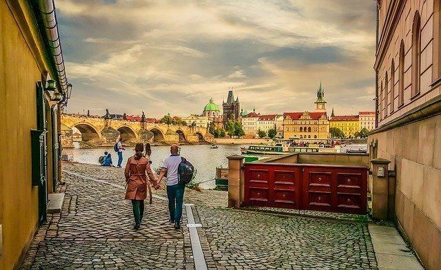 Matrimonio in Repubblica Ceca