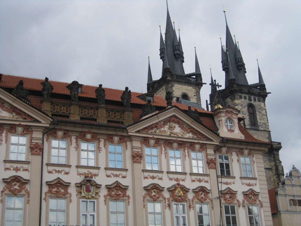 matrimonio a Praga centro storico
