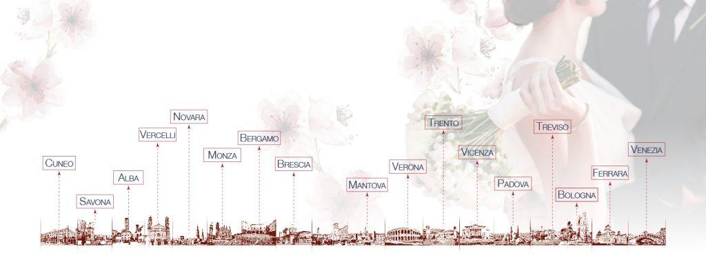 Trento Fiere Calendario.Fiere Sposi 2019 2020 Calendario Aggiornato Italia