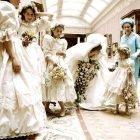 Abiti da sposa: cosa scelgono principesse e regine