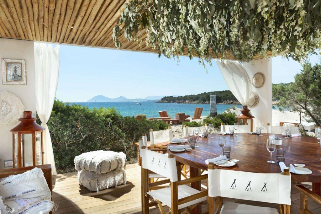 Location matrimoni in Costa Smeralda, Nikki Beach Club