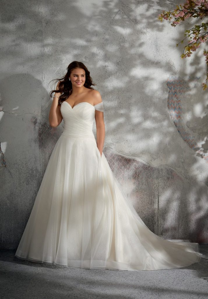 il più votato genuino up-to-date styling immagini dettagliate Abito per spose curvy: i nostri consigli - Panorama Sposi