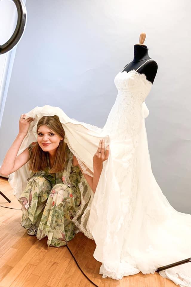 sowed abiti da sposa