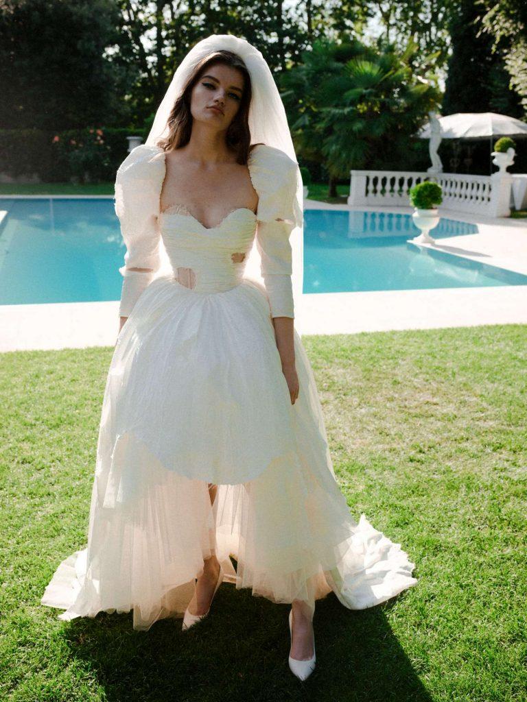 luisaviaroma abito sposa
