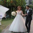 Gerardina & Renato, matrimonio rural chic ai fiori d'arancio