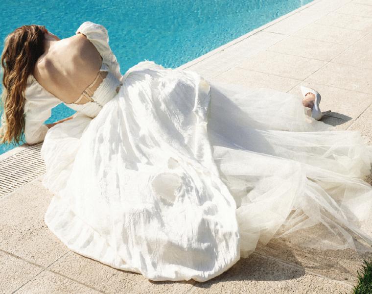 abito da sposa luisaviaroma