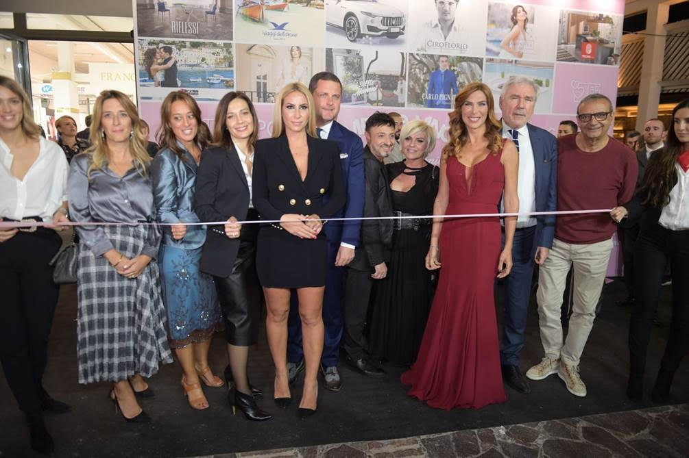 Inaugurazione Tutto Sposi 2019