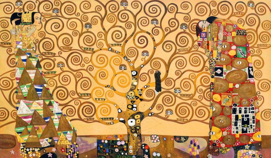 Albero della Vita, Klimt