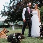 Cassandra e Diego: un matrimonio ecologico