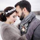Matrimonio invernale: idee per capelli perfetti