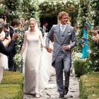I migliori abiti da sposa vip del decennio